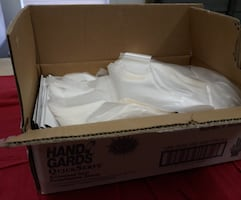 Hand Gards Polyethylene Gloves