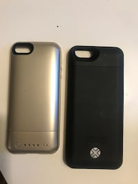 Black and Gold mophie iphone 5 /6 charger case New York, 10014