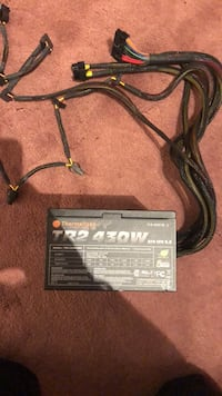 Thermaltake TR 430W Power Supply Abbotsford
