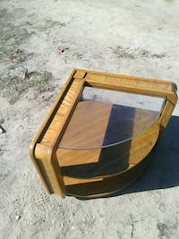 Two end tables good condition, price is negotiable
