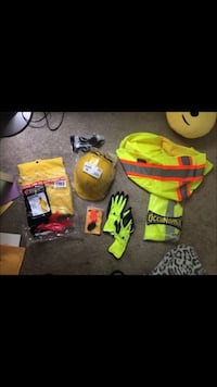 Construction gear/ protective gear  Charlotte, 28213