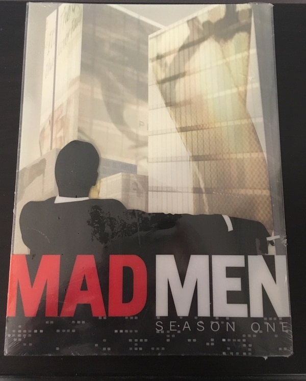 Mad Men Season 1 DVD, Brand New