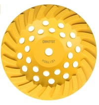 DEWALT DW4773T 7-Inch XP Turbo Diamond Cup Wheel