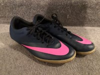 Nike Mercurial navy blue hot pink size 11 Camas, 98607