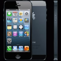 Iphone 5 unlock 64GB black brand new phone Sollentuna