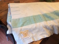 1930's 40's Hudson Bay 4 Point Blanket