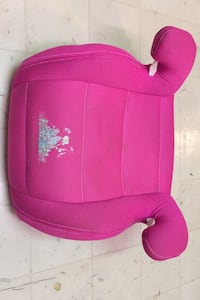 Booster seat pink