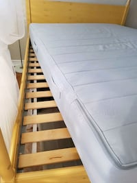 white and brown bed mattress Toronto