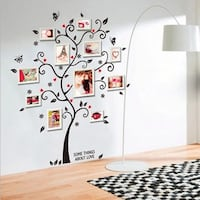 Large Wall Decal for use with picture frames. London, N6E 1Y2