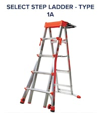 Little Giant Select Step Ladder Type 1A Vaughan, L4J 0G1