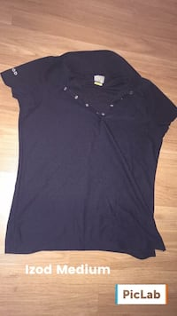 Izod medium collar shirt