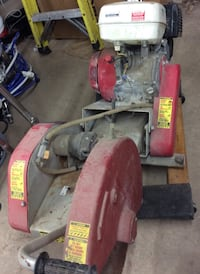 Stone blocksaw 14S-2 for parts being sold as is 291902-1  Baltimore, 21205
