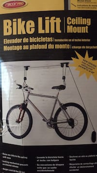 Bike Lift Ceiling Mount Storage for Bicycle in Garage or Apartment Fresno, 93727
