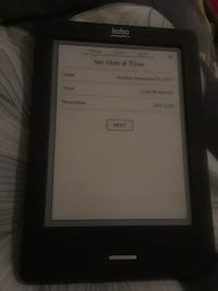Tablet e reading kobotouch Hamilton, L8P 3N5