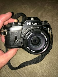 Nikon camera (film) Washington, 20008