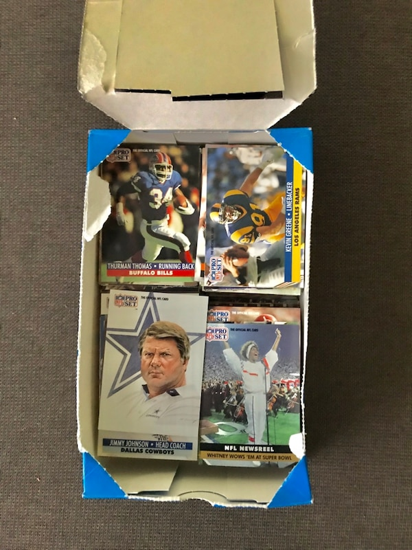 400 1991 Pro Set football cards *NEGOTIABLE* 3ae69859-ee71-4270-af23-7d826fa17aa8