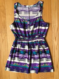 Forever21 Printed Top/Tunic Markham, L3T 2A5