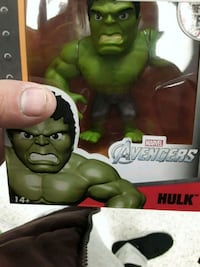 Marvel metal hulk  Falls Church, 22044