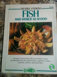 Creative Cooking  Fish and Other Seafood Phillipsburg, 08865