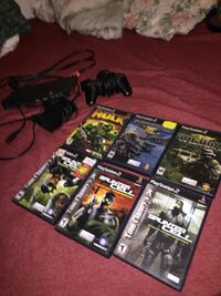 PlayStation 2 slim bundle  Montgomery Village, 20886