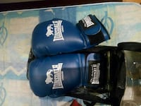 pair of black Everlast boxing gloves Londra, NW11 0PU