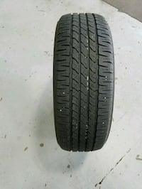 1 SUV Tire 215 60 17 Used  Brentwood, 11717