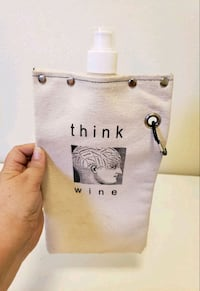 New Tote+Able Canvas 750 ml Full Bottle Canteen Santa Rosa, 95404