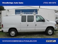 2012 Ford Econoline Cargo Van E-250 Recreational Woodbridge, 22191
