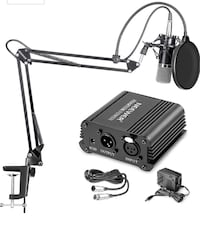 NEEWER Condenser Microphone Kit 559 km