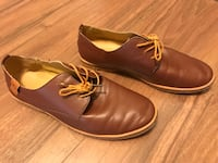 Pair of brown leather dress shoes Toronto, M4P 0B2