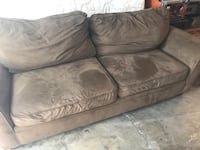 Brown comfortable sofa Springfield, 65806