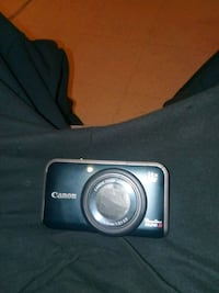 black Samsung point-and-shoot camera Beaumont, 77708