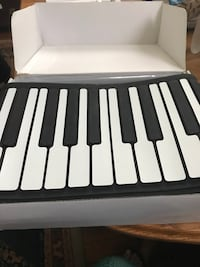 Roll-Up Soft Piano 61 Keys Baltimore, 21214