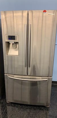36' French door fridge Samsung  Toronto, M3J 3K7