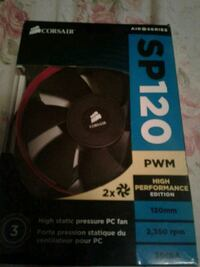 Sp 120 high static pressure pc fan Surrey, V3R 1W1