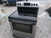 Glass top stove $150