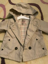 LCW çocuk trench mont
