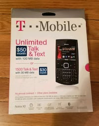 T Mobile prepaid Nokia X2 cell phone  Mahopac, 10541