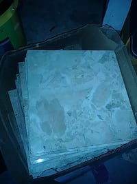 square white-and-beige ceramic floor tile lot Kalamazoo, 49001