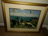 Claude Monet signed picture. Jackson, 08527