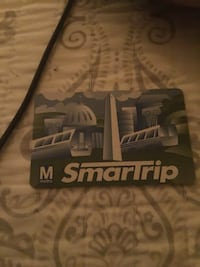 Smart trip with 50 dollars on it!! Alexandria, 22312