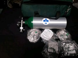 First Responders rescue kit