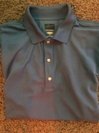 Greg Norman dryfit Polo size L Woodbridge, 22192