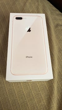 Gold 64gb iPhone 8 Plus-unlocked 628 mi