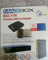Wireless 802.11N.. Erenler, 54200
