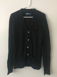 Men's Polo Ralph Lauren Button-down Cardigan null