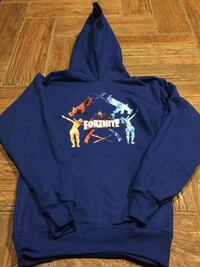 Youth Size Large Fortnite Hoodie Clio, 48420
