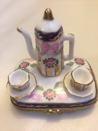 Royal Danube 1886 Tea set box Reston, 20194