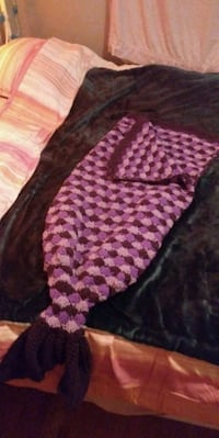 Mermaid tail blanket Brampton, L6X 1X1