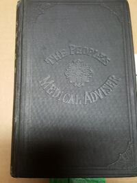 The People's Medical Adviser book